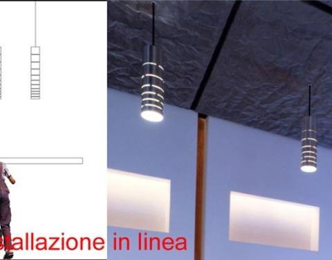 Lampade Glass