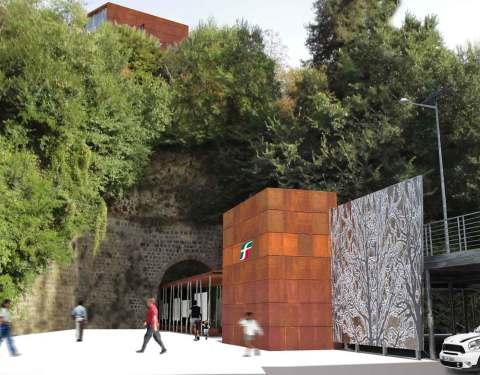 Parcheggio Frascati